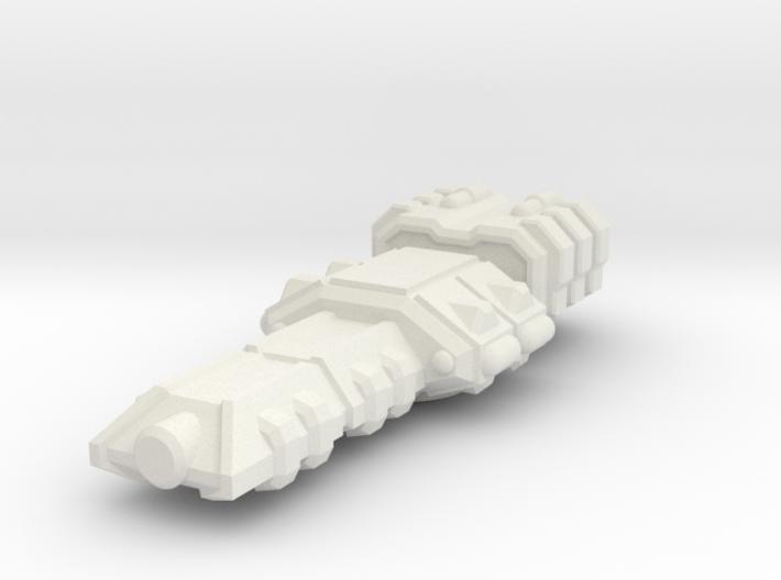Eltanni Destroyer 3d printed