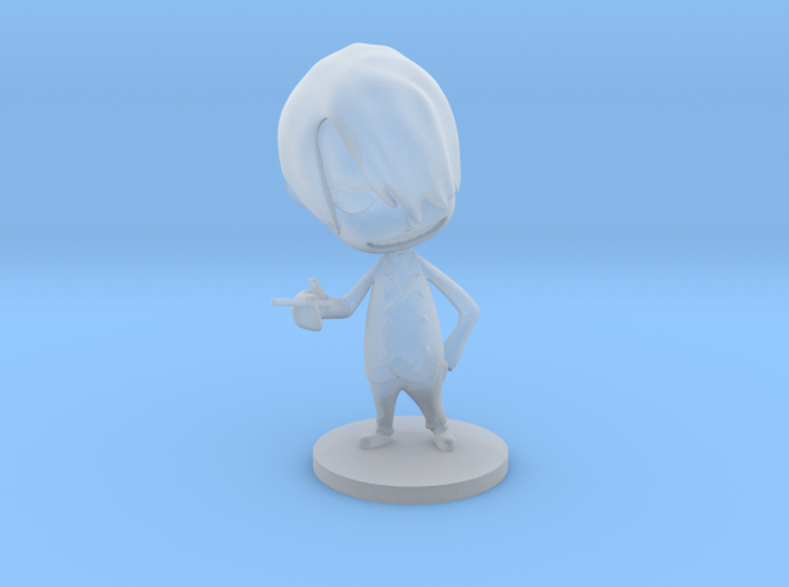 one piece sanji vinsmoke 3d printed