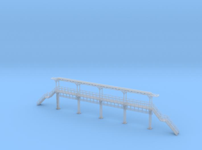 N Scale Tank Car loading Platform 2x2 3d printed