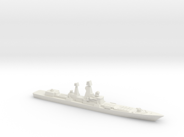 Project 1293, 1/2400 3d printed