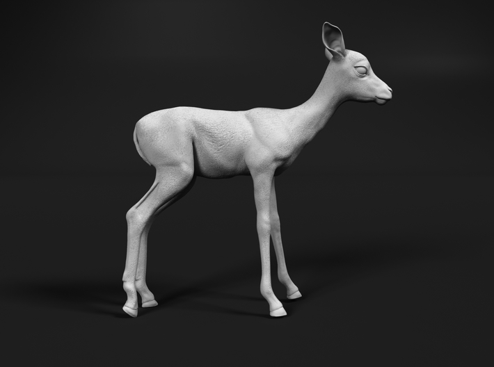 Impala 1:72 Standing Fawn 3d printed