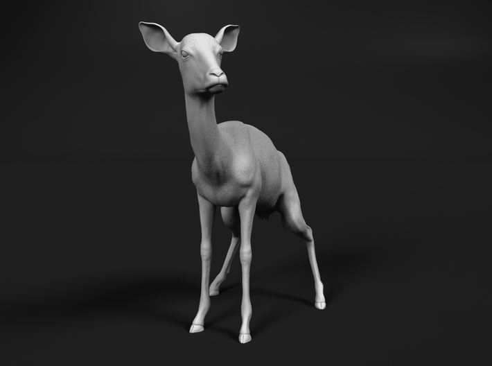Impala 1:76 Pooping Female 3d printed