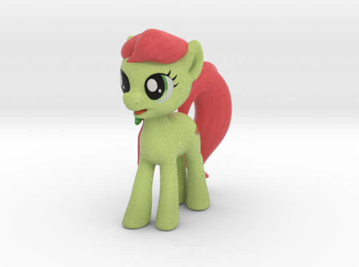 My Little Pony Peachy Sweet 3d printed