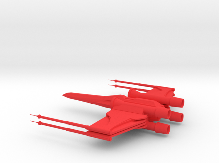 X-Wing 3d printed