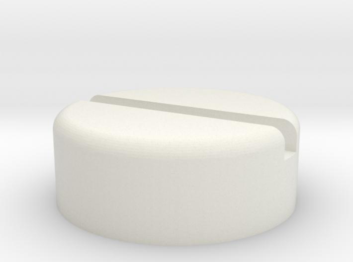 HIC Clip Head 3d printed