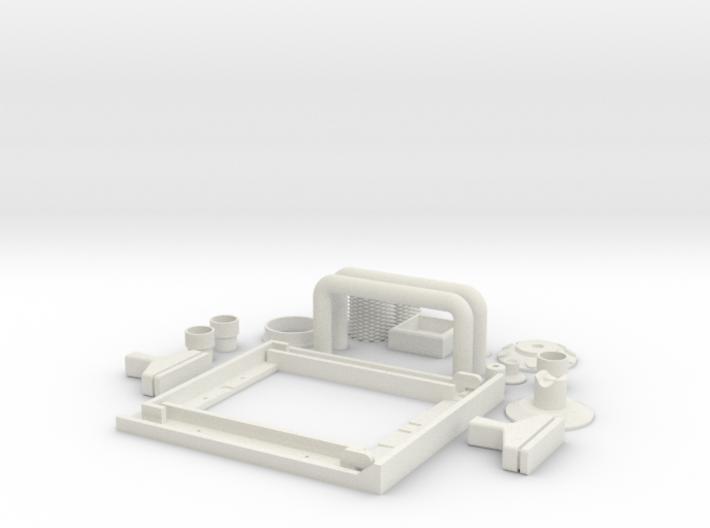 HIC Set 1 3d printed