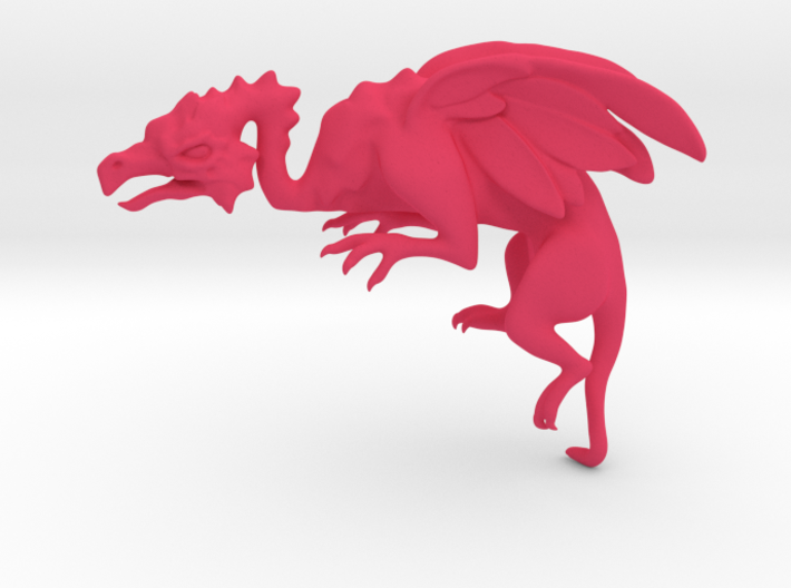 Basilisk for your PC 3d printed