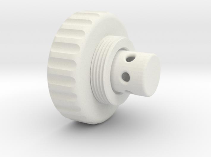 Braukmann-Adapter_40x1-5 3d printed