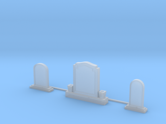Tombstone Collection 3d printed