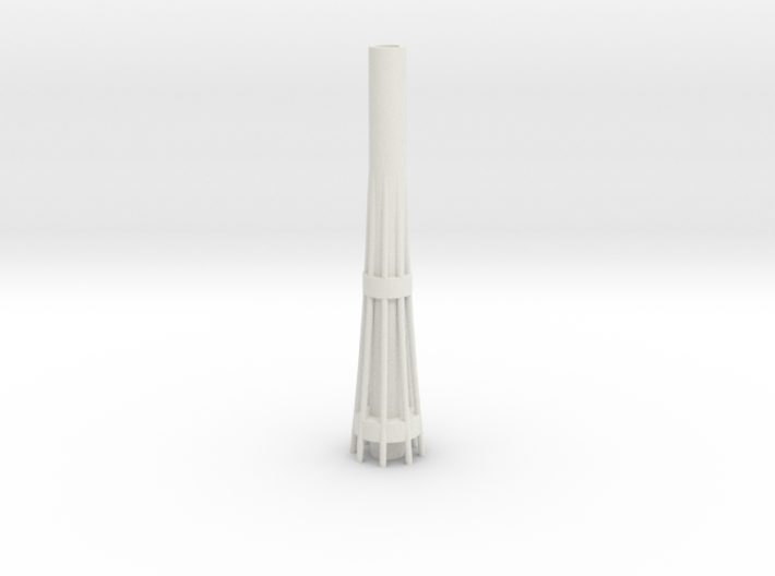 ASTB - Auckland SkyTower 1:500 Base Section 3d printed
