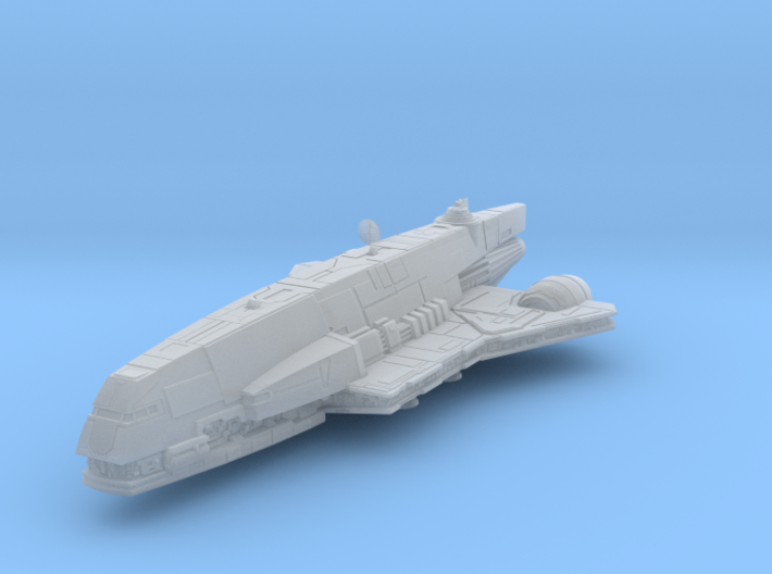 1/500 Imperial Assault Carrier 3d printed