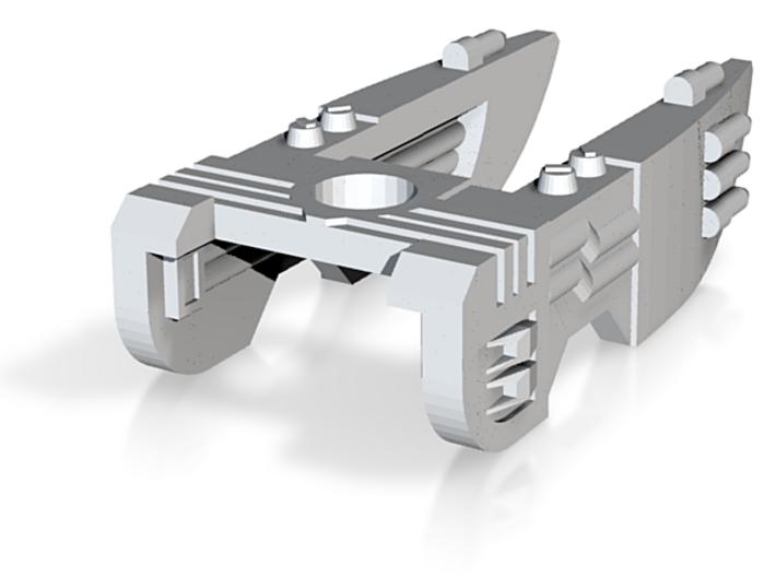 TR: Mini Scourge addon 3d printed
