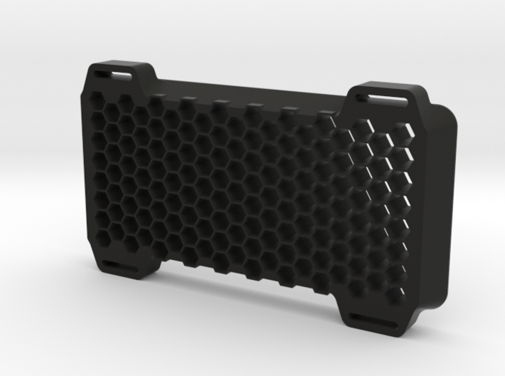 30° Egg Crate/Honeycomb for The Tile Light 3d printed