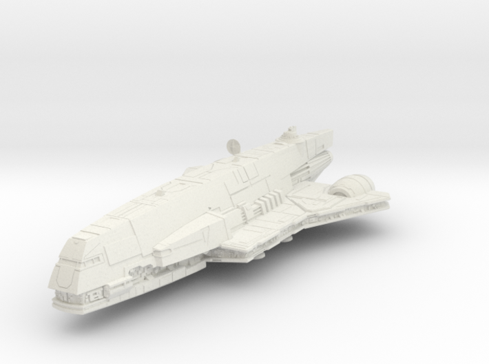 1/144 Imperial Assault Carrier (Gozanti) (single p 3d printed