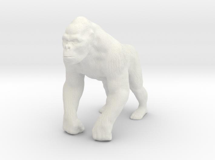 Printle Thing Gorilla - 1/32 3d printed