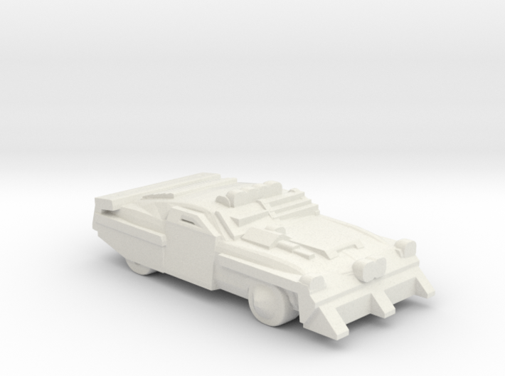 DeathRaceRally_Mustang 3d printed
