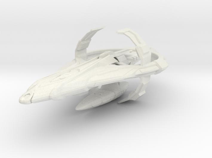 Vulcan Raan class III BattleCruiser 3d printed