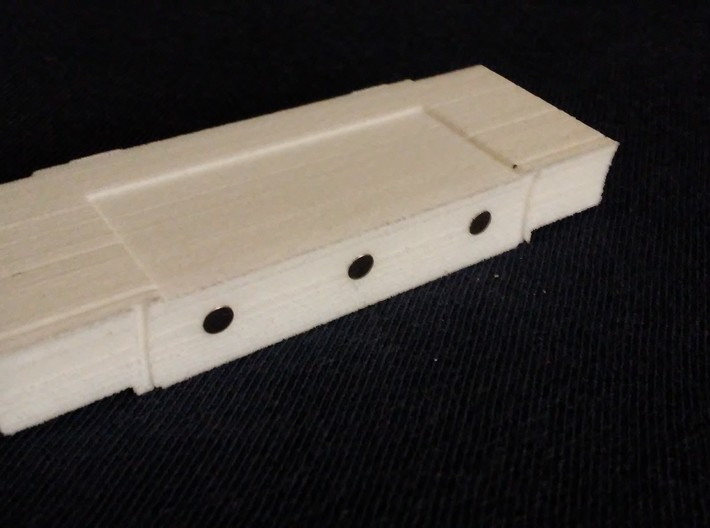 Solid SNES classi mini cartridge 3d printed Strong and flexible