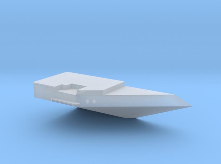 1:350 Scale CVN 78 Class Foreward CIWS Sponson 3d printed