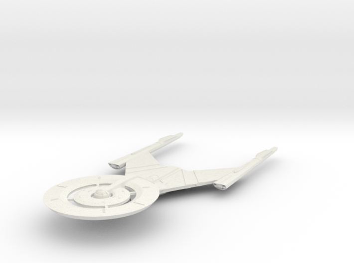 """Discovery 11"""" 3d printed"""