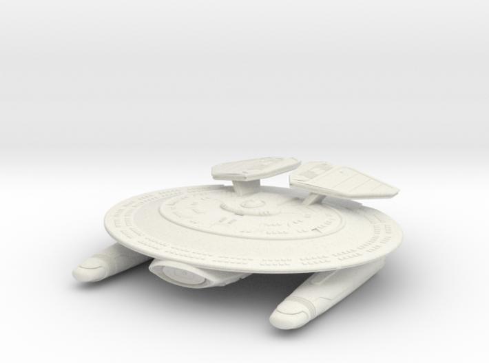 Wilson Class A BattleCruiser 3d printed