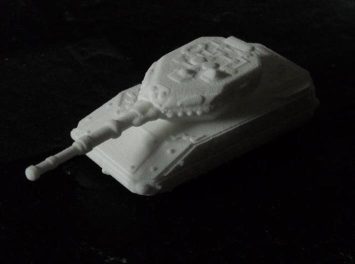 MG144-CT001 Resister I Grav Tank 3d printed Model in WSF