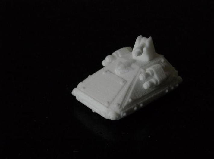 MG144-CT003 Dispersion Ultra Light Grav Tank 3d printed Model in SWF