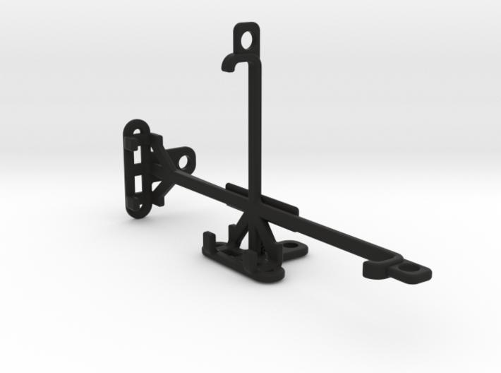 LG Q6 tripod & stabilizer mount 3d printed