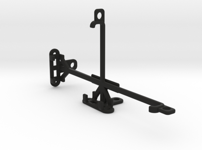 Samsung Galaxy Note FE tripod & stabilizer mount 3d printed
