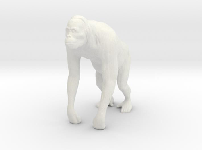 Printle Thing Orangutan - 1/24 3d printed