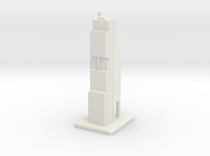 Modern Skyscraper 3d printed