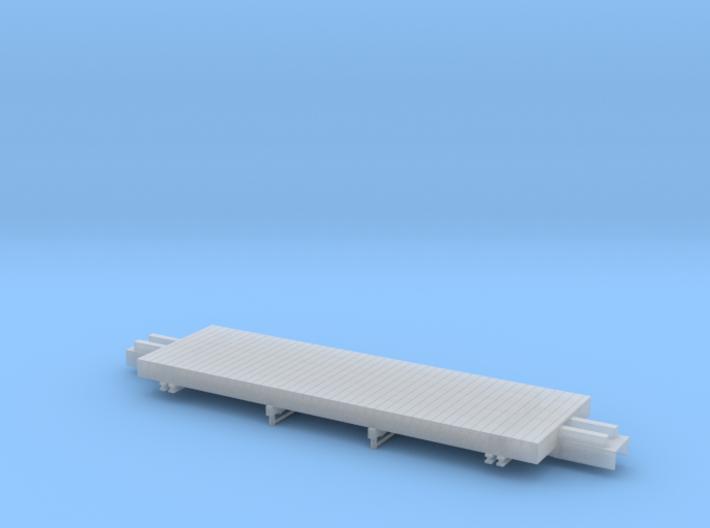 ET&WNC 506 Frame HOn3 3d printed