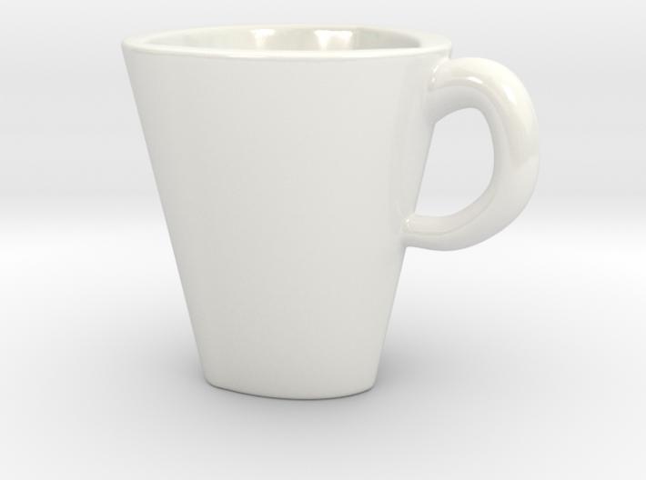 Demi Tazzi Cafe' 3d printed
