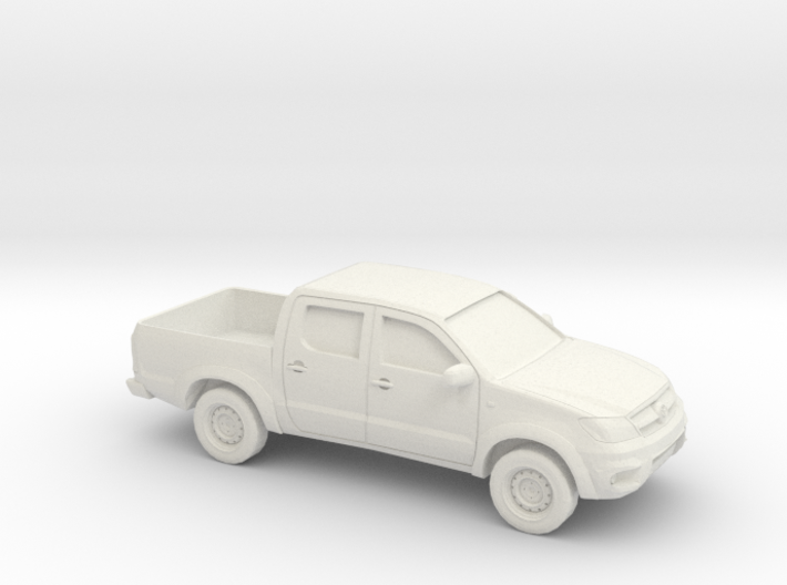 1/72 2005-15 Toyota Hilux 3d printed