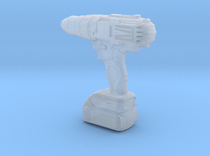 Drill machine 3d printed