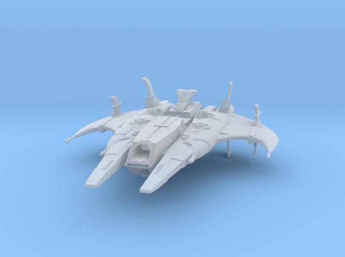 Centauri Republic Balturian-Class Supercarrier FT 3d printed