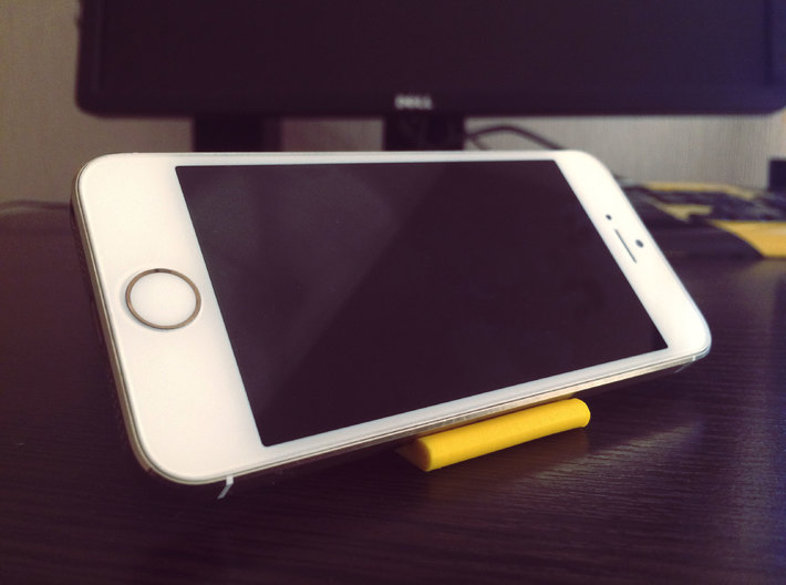 lightweight phone stand 3d printed