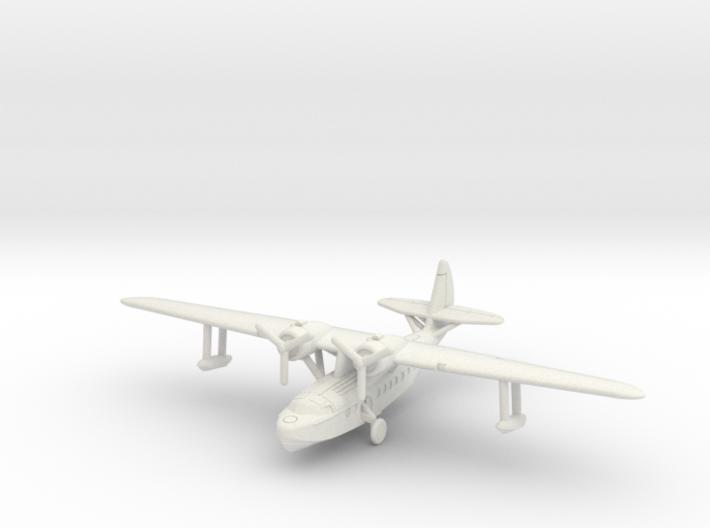 Sikorsky S-43 1/350 scale with u/c down 3d printed