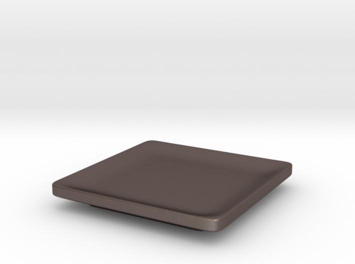 Simple elegant designer ashtray 3d printed