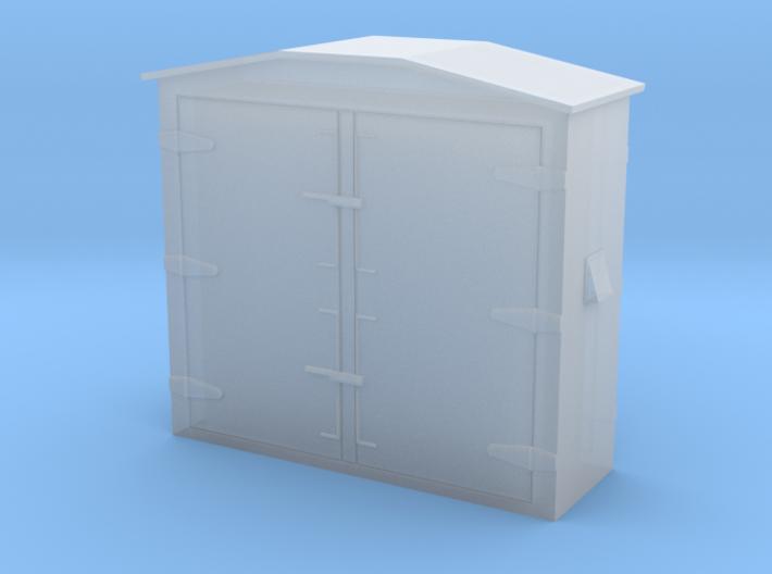 12 Way Relay Box 3d printed