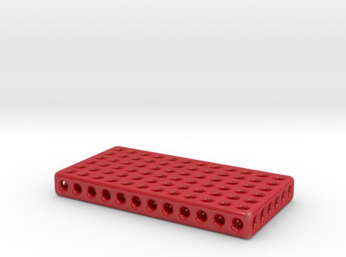 Designer 3D soap dish 3d printed
