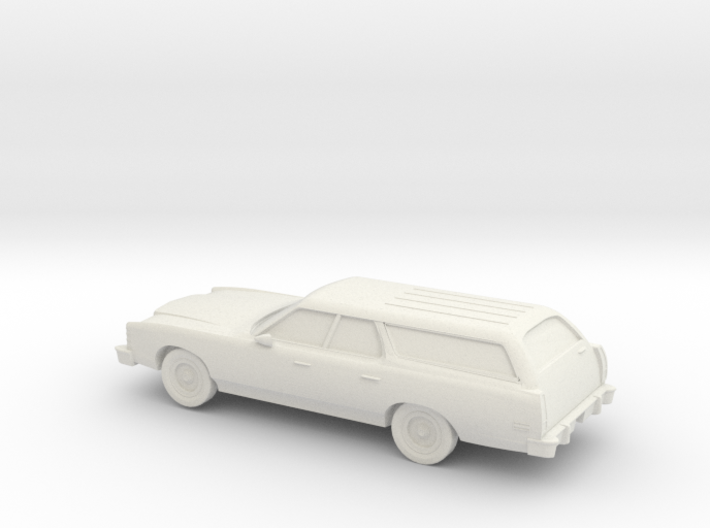 1/25 1977 Ford Country Squire 3d printed