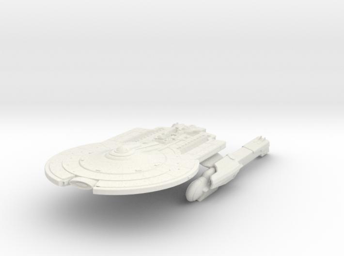 Fox Class LtCruiser 3d printed