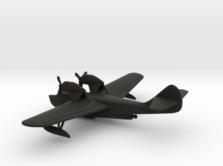 Douglas YOA-5/YB-11 3d printed