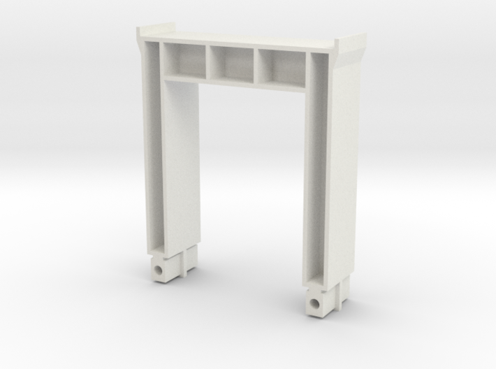 43-01 Loco Lift Extension Arch 3d printed