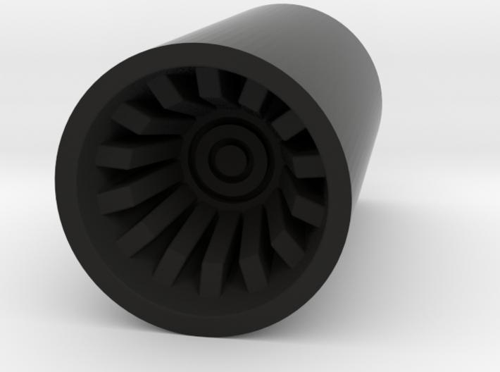 KRCNC2 top plug 3d printed