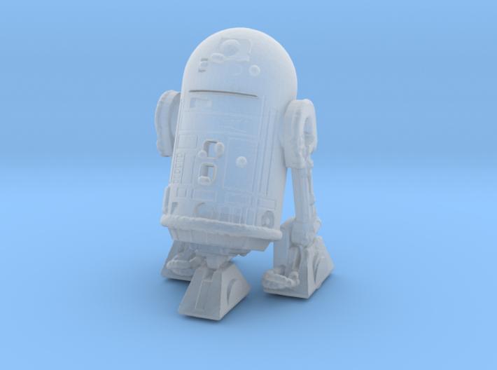 1/72 Space Diorama Robot 3d printed