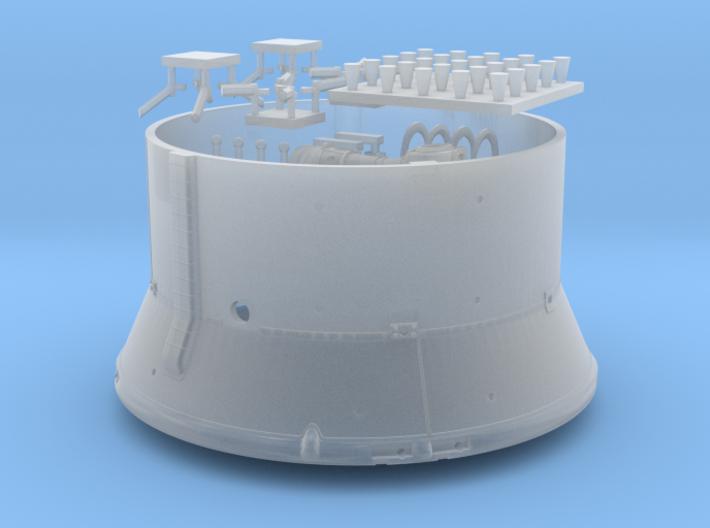 Soyuz FUD1-1.50 3d printed