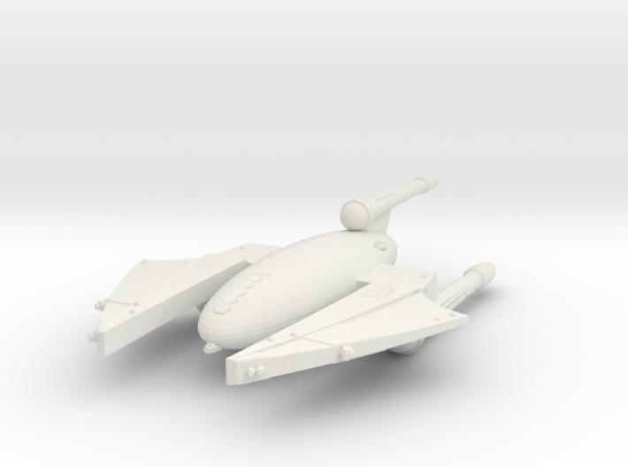 3125 Scale Drex Battlecruiser MGL 3d printed