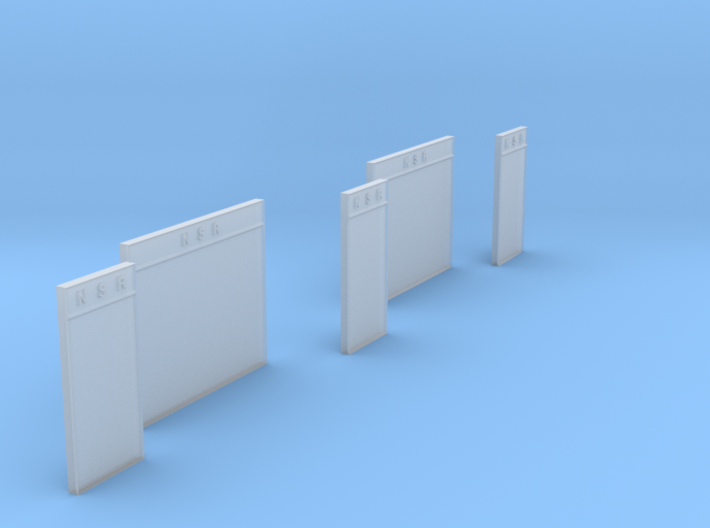 LM75 Notice boards 3d printed